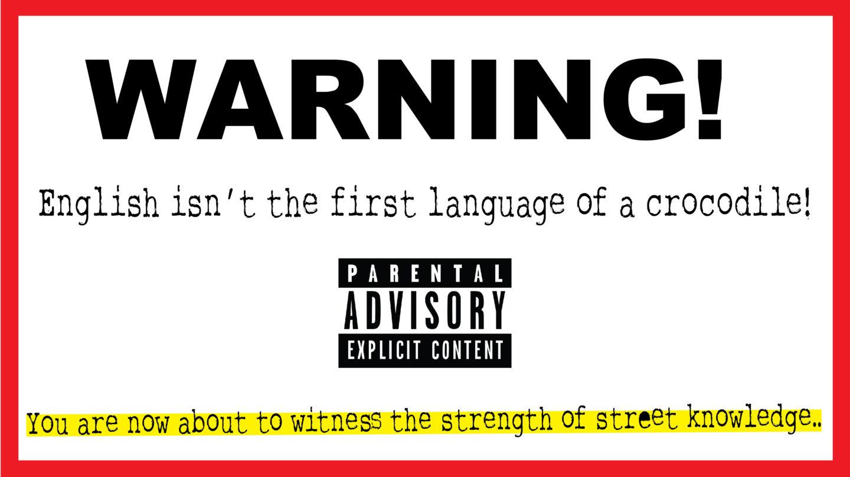 Corecodile Warning