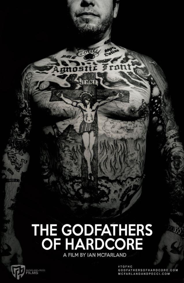GODFATHERS OF HARDCORE Agnostic-Front #Corecodile