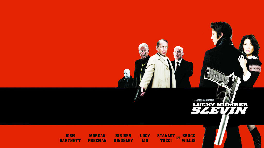 LUCKY NUMBER SLEVIN corecodile 18