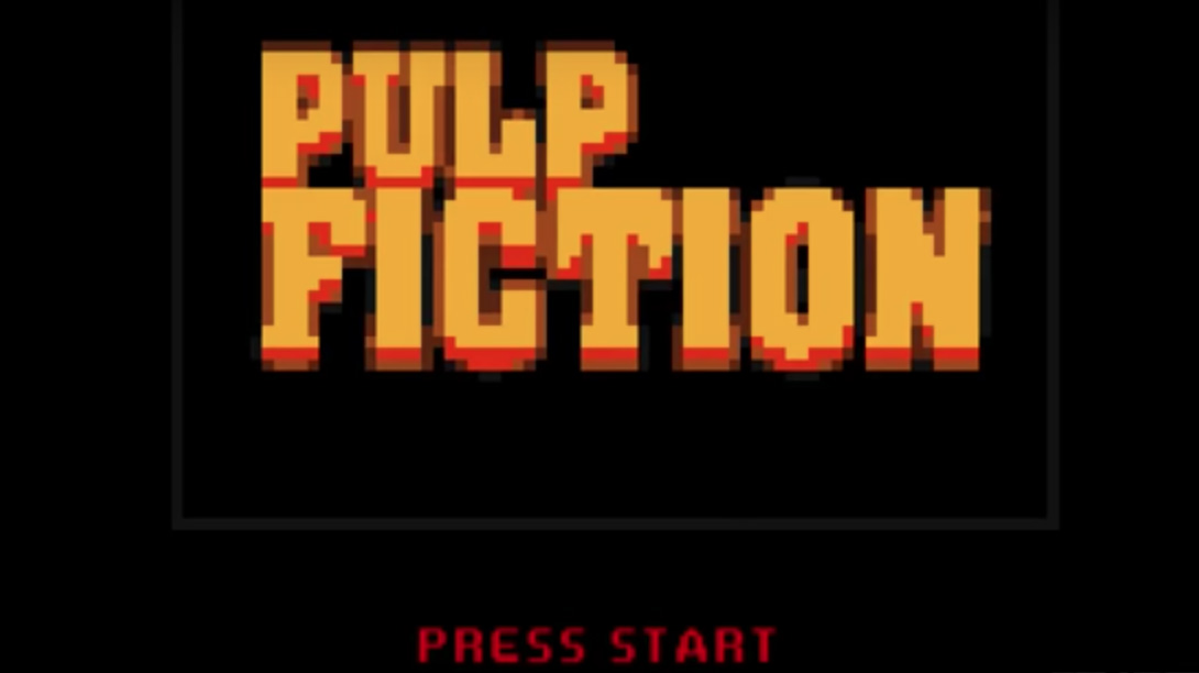 PULP FICTION 8BIT #CORECODILE 1