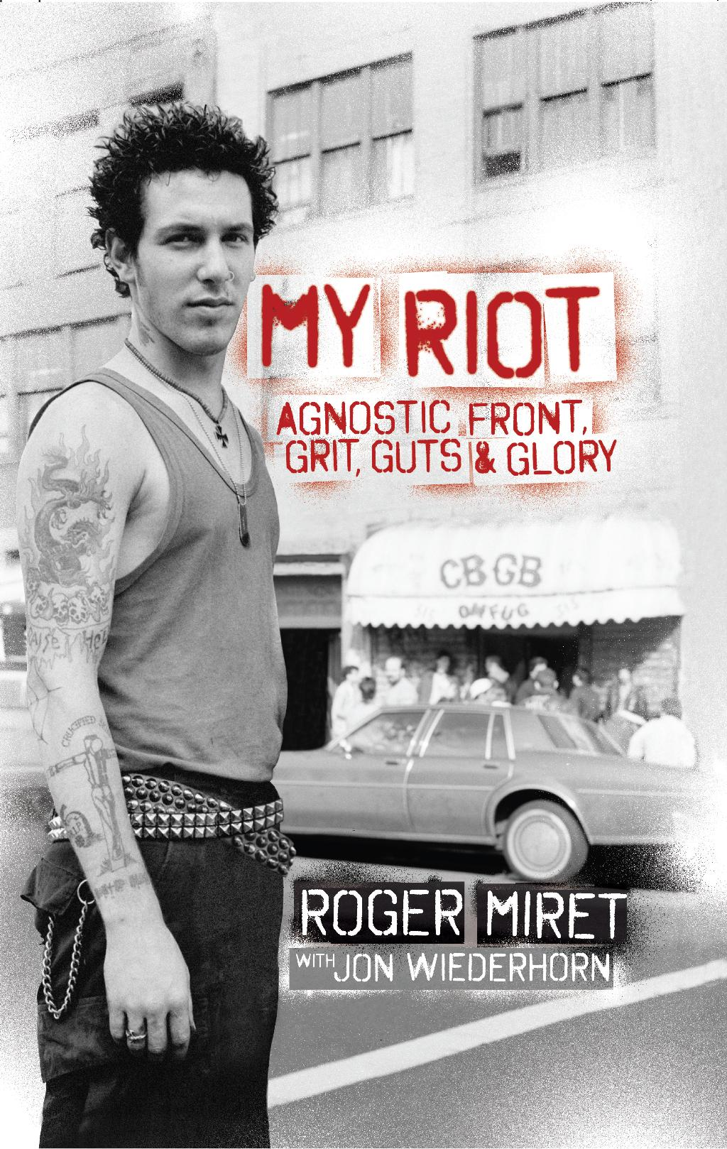 My Riot Roger Miret Corecodile