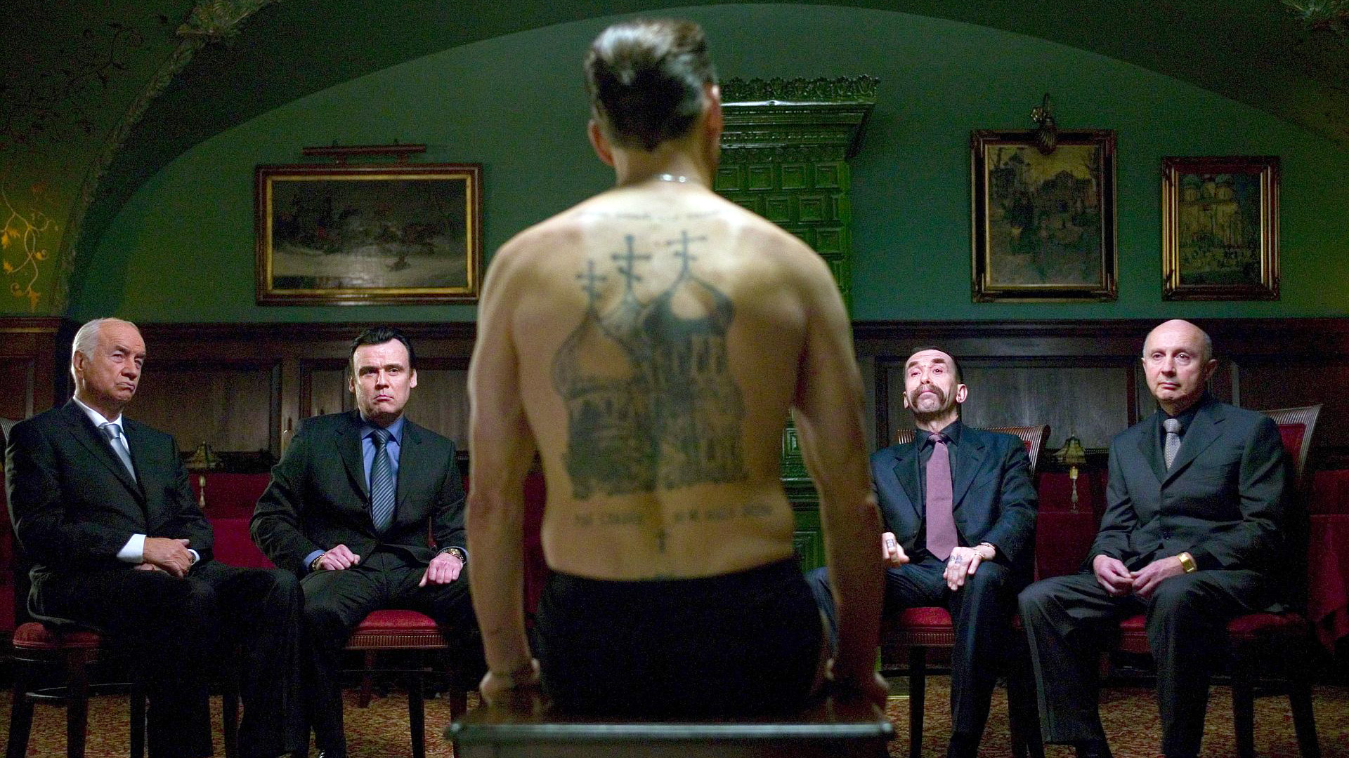 Eastern Promises Corecodile