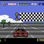 Outrun [1986] Commodore 64 🕹️