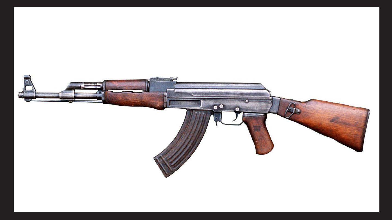 Kalashnikov Kalash AK-47 Corecodile