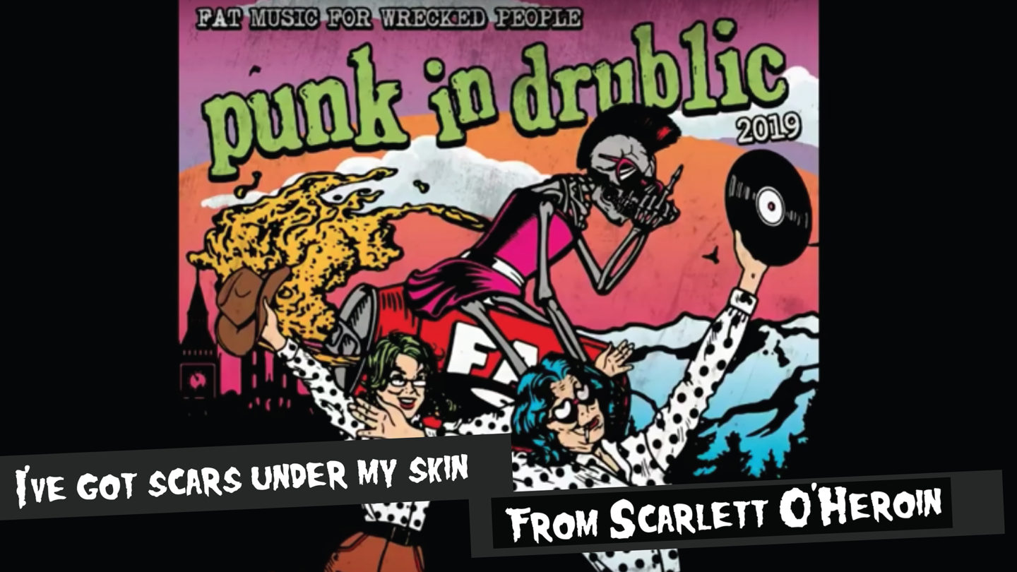 NOFX NEW SINGLE SCARLET O HEROIN